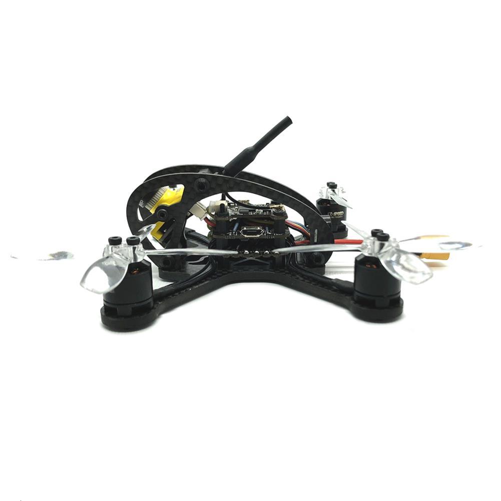 fpv-racing-drones FullSpeed Leader 2.5 120mm FPV Racing Drone PNP F3 OSD 28A BLHELI_S 2-4S 600mW Caddx Micro F2 RC1366575 4