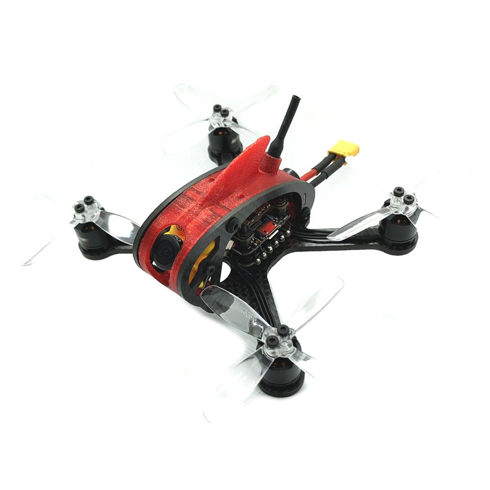 fpv-racing-drones FullSpeed Leader 2.5SE 120mm FPV Racing Drone PNP F3 OSD 28A BLHELI_S 2-4S 600mW Caddx Micro F2 RC1366576