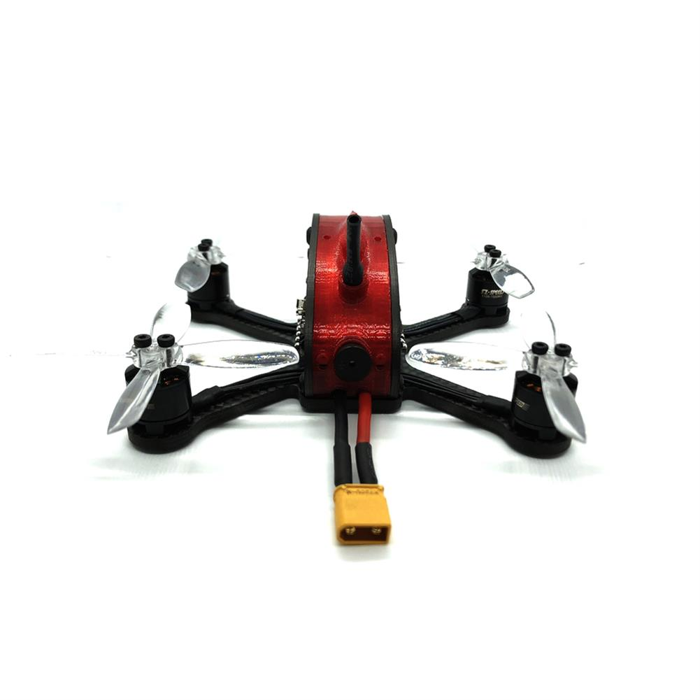 fpv-racing-drones FullSpeed Leader 2.5SE 120mm FPV Racing Drone PNP F3 OSD 28A BLHELI_S 2-4S 600mW Caddx Micro F2 RC1366576 2