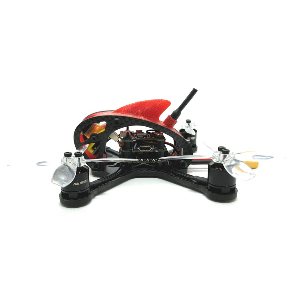 fpv-racing-drones FullSpeed Leader 2.5SE 120mm FPV Racing Drone PNP F3 OSD 28A BLHELI_S 2-4S 600mW Caddx Micro F2 RC1366576 3