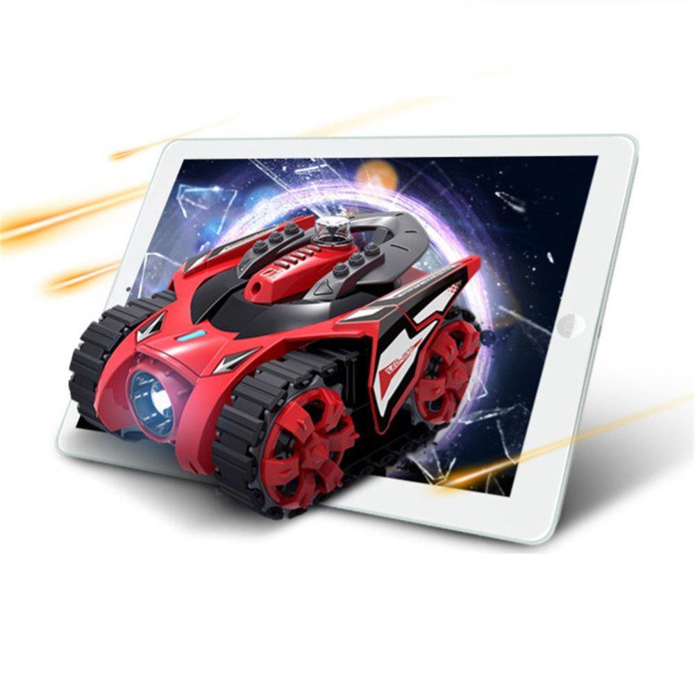 rc-tank 2PCS Galaxy Zega LEO GONDAR Rc Car youpin Tank For XiaoMi App Control Game Compatible W/ IOS Android RC1370022 5