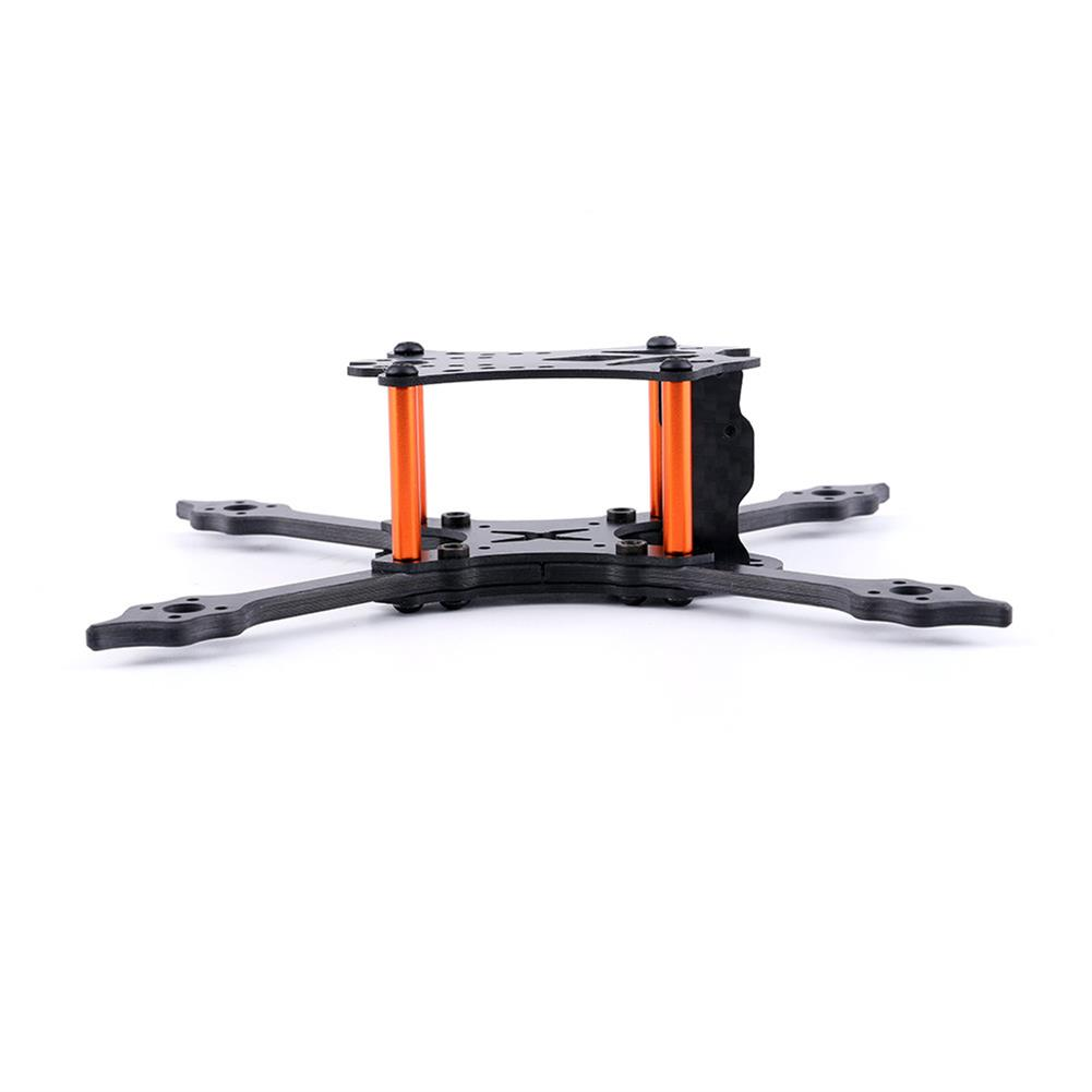 multi-rotor-parts Rcharlance Space Gear GT140 140mm Carbon Fiber FPV Racing Frame Kit For RC Drone Multi Rotor RC1373979 1