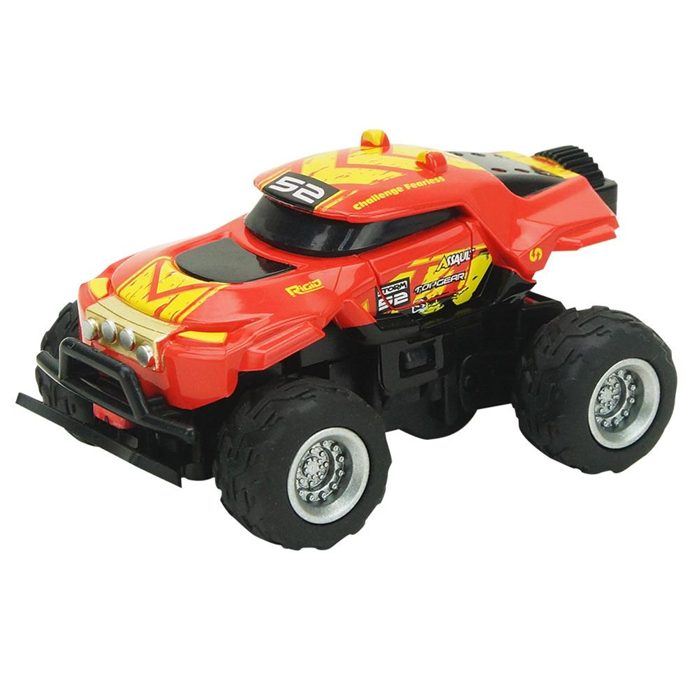 rc-cars Shenqiwei 8024 1/58 27MHZ 40MHZ 4CH Mini Off-road Rc Car RTR Toy Random Color RC1374905