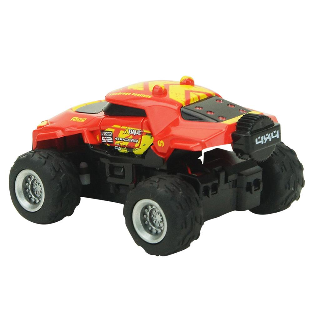 rc-cars Shenqiwei 8024 1/58 27MHZ 40MHZ 4CH Mini Off-road Rc Car RTR Toy Random Color RC1374905 2