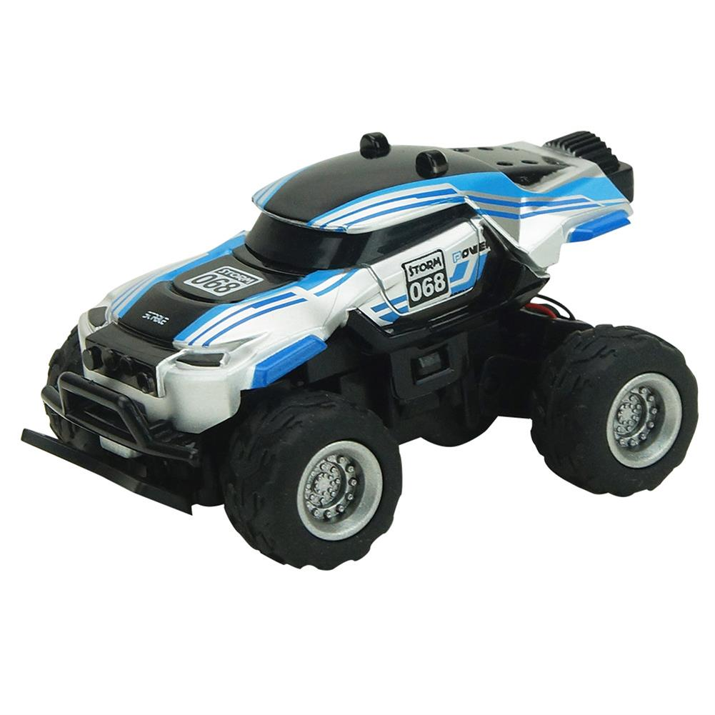 rc-cars Shenqiwei 8024 1/58 27MHZ 40MHZ 4CH Mini Off-road Rc Car RTR Toy Random Color RC1374905 3