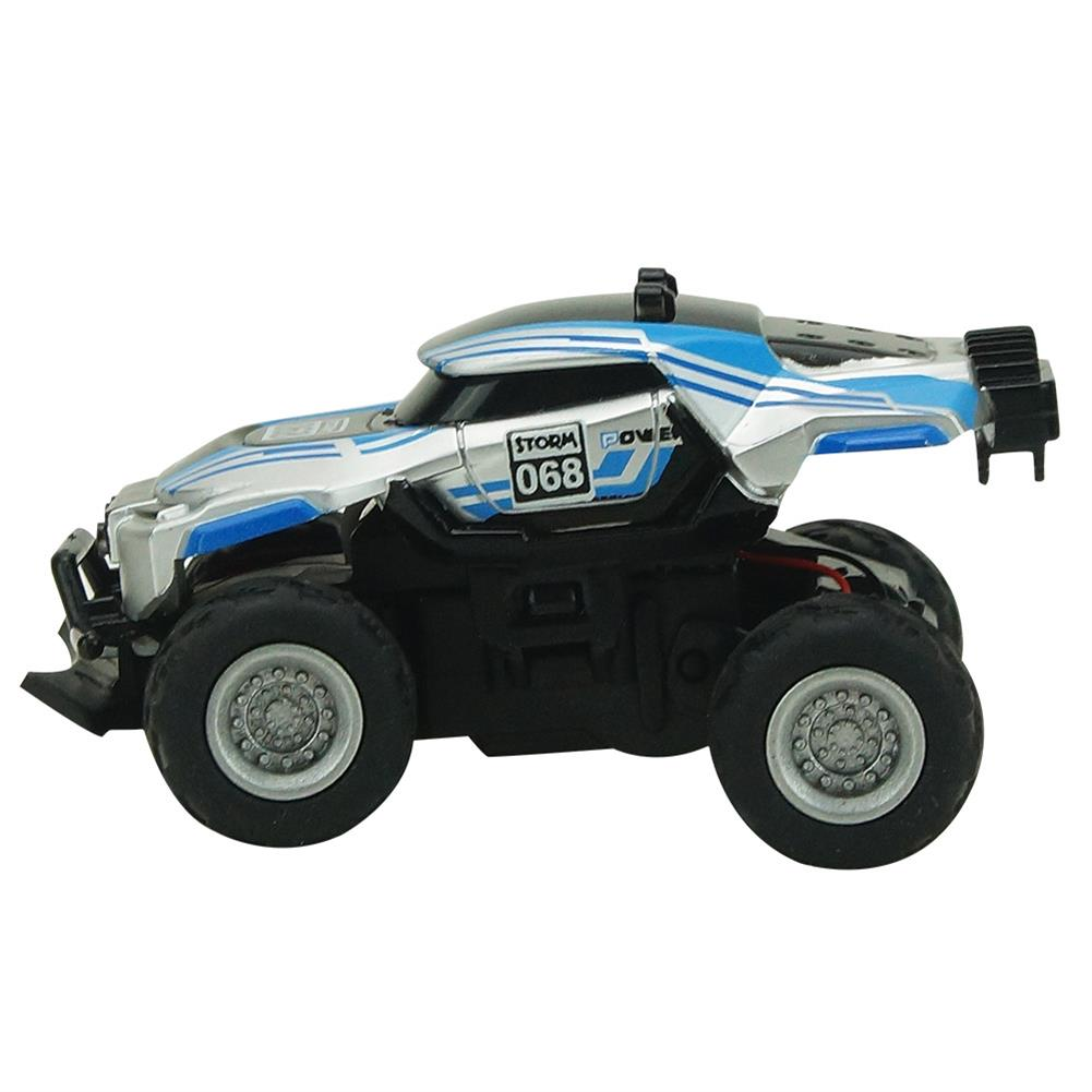 rc-cars Shenqiwei 8024 1/58 27MHZ 40MHZ 4CH Mini Off-road Rc Car RTR Toy Random Color RC1374905 5