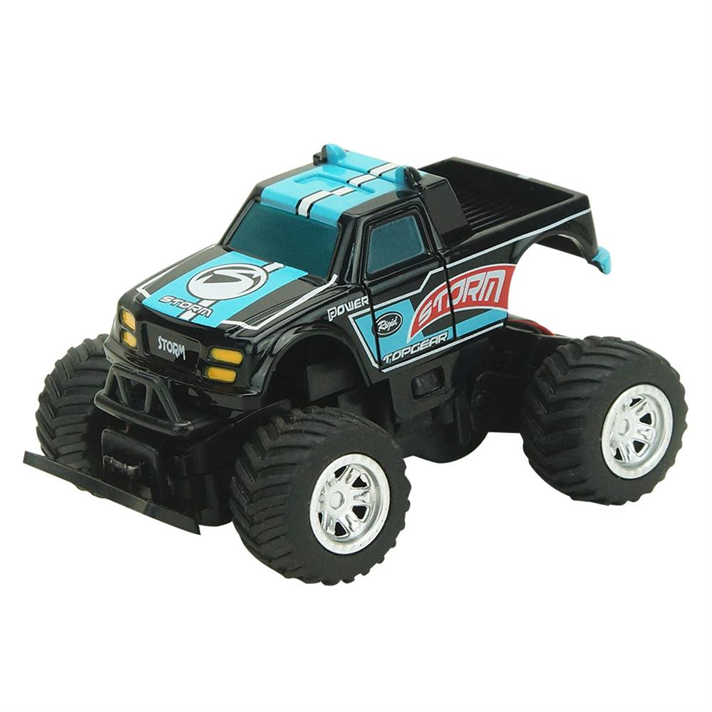 rc-cars Shenqiwei 8024 1/58 27MHZ 40MHZ 4CH Mini Off-road Rc Car RTR Toy Random Color RC1374905 6