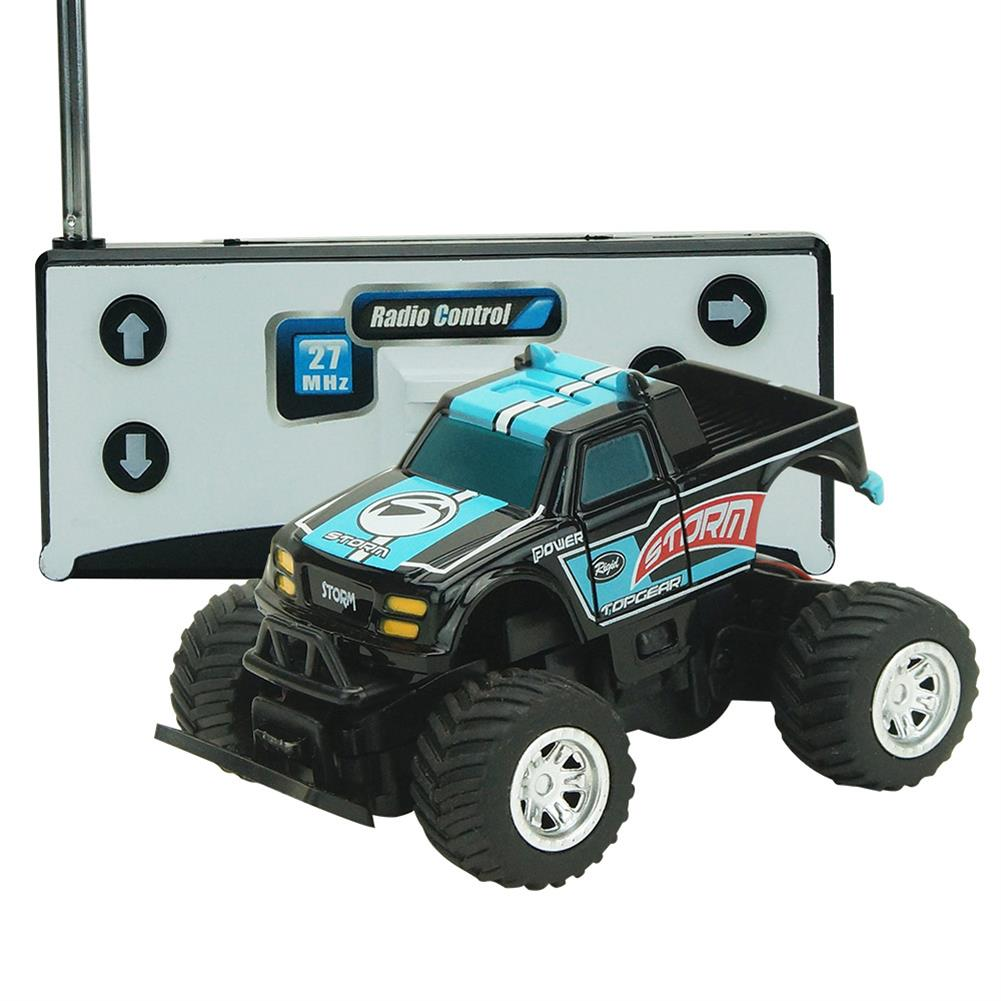rc-cars Shenqiwei 8024 1/58 27MHZ 40MHZ 4CH Mini Off-road Rc Car RTR Toy Random Color RC1374905 7