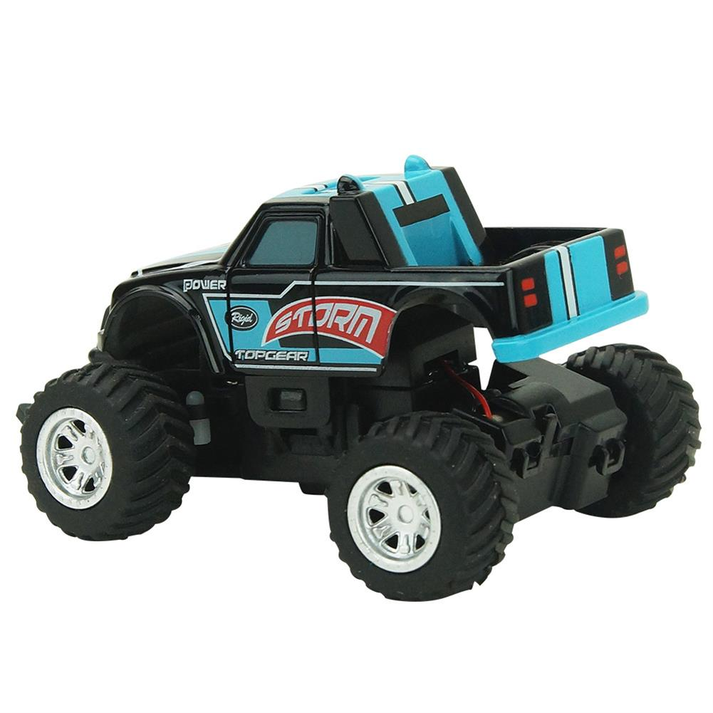 rc-cars Shenqiwei 8024 1/58 27MHZ 40MHZ 4CH Mini Off-road Rc Car RTR Toy Random Color RC1374905 8