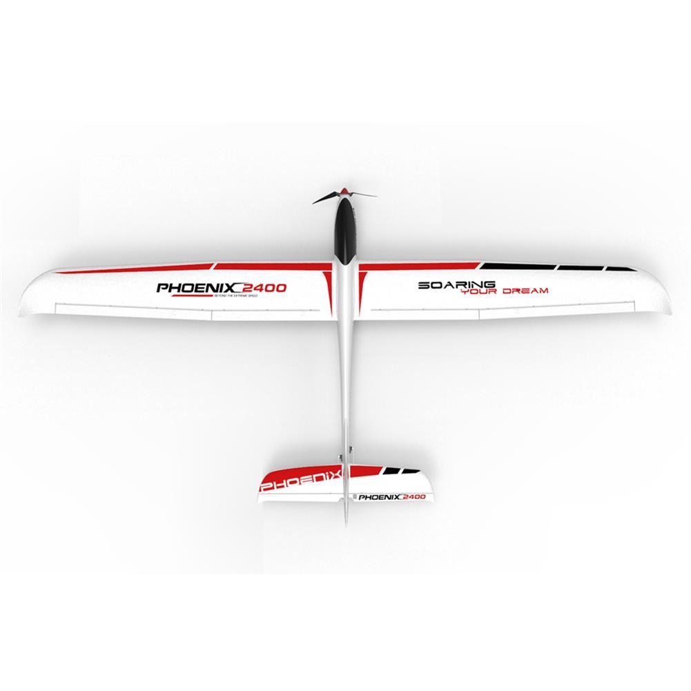 rc-airplanes Volantex 759-3 Phoenix 2400 2400mm Wingspan EPO RC Glider Airplane KIT RC1375576 2