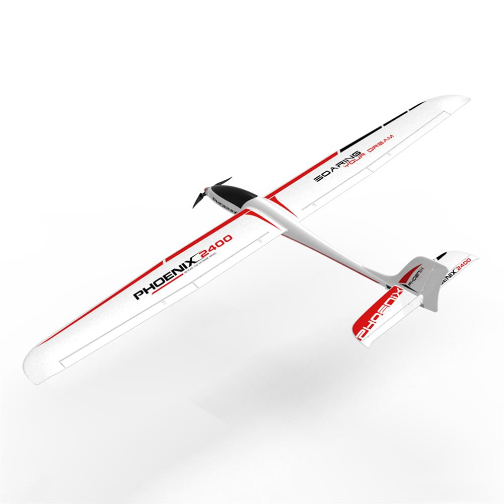 rc-airplanes Volantex 759-3 Phoenix 2400 2400mm Wingspan EPO RC Glider Airplane PNP RC1375577 2