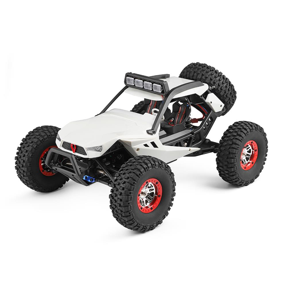 rc-cars Wltoys 12429 1/12 2.4G 4WD High Speed 40km/h Off-Road On-Road RC Car Buggy With Head Light RC1376952