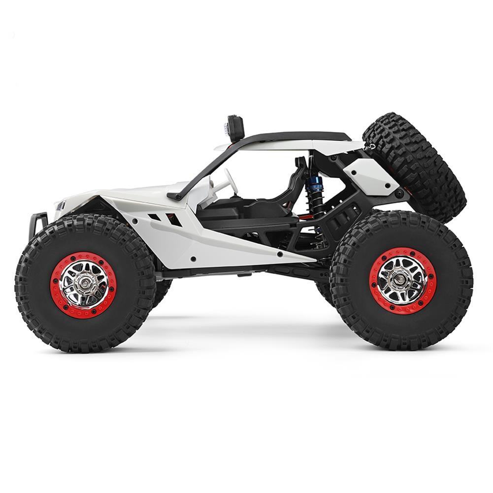 rc-cars Wltoys 12429 1/12 2.4G 4WD High Speed 40km/h Off-Road On-Road RC Car Buggy With Head Light RC1376952 1