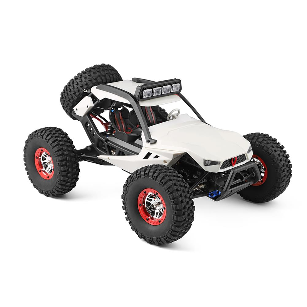 rc-cars Wltoys 12429 1/12 2.4G 4WD High Speed 40km/h Off-Road On-Road RC Car Buggy With Head Light RC1376952 3