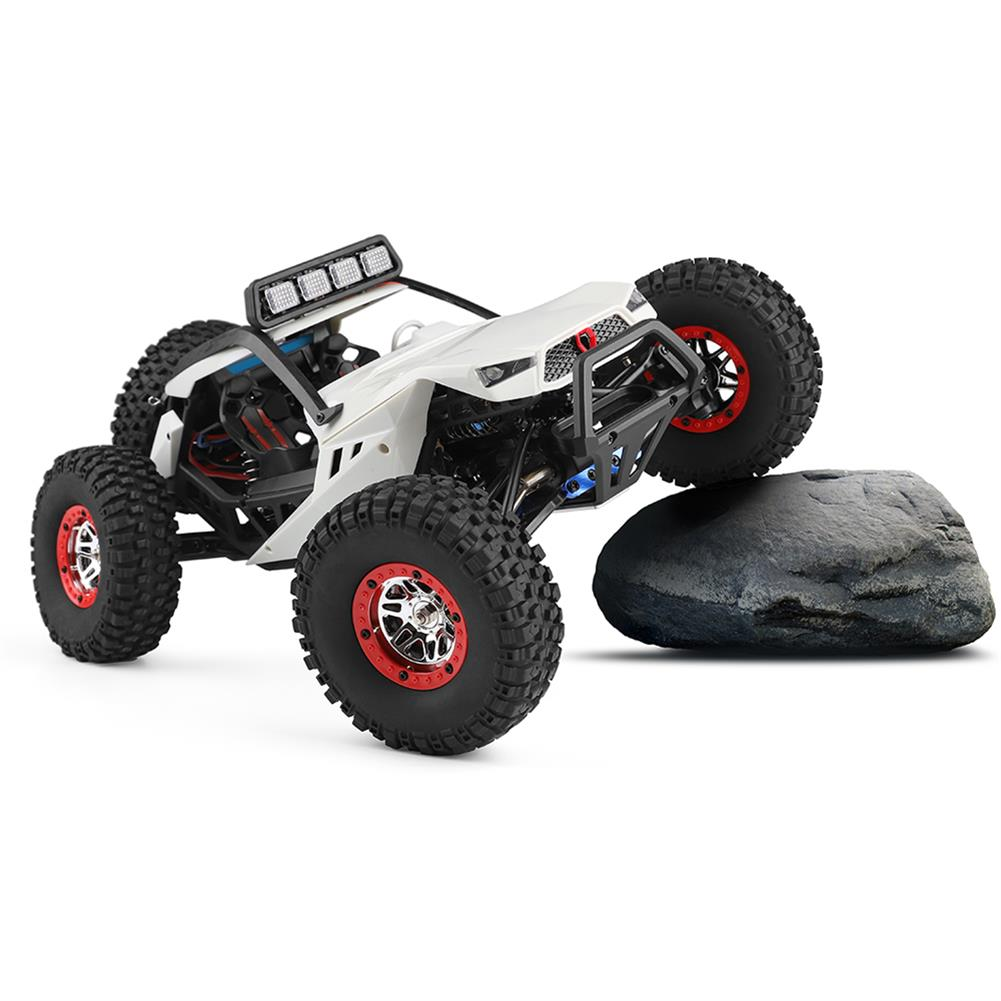 rc-cars Wltoys 12429 1/12 2.4G 4WD High Speed 40km/h Off-Road On-Road RC Car Buggy With Head Light RC1376952 5