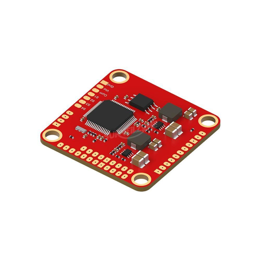 multi-rotor-parts Foxeer F722 Dual Flight Controller STM32F722RGT6 MPU6000 and ICM20602 OSD for RC FPV Racing Drone RC1379605 2