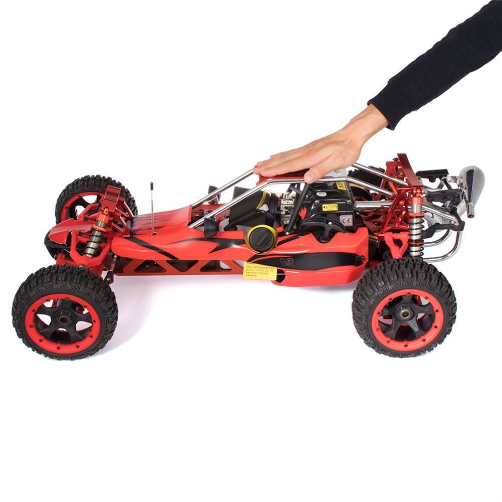 rc-cars Rovan Baja360AG02 1/5 2.4G RWD Rc Car 36cc Petrol Engine Buggy Off-road Truck RTR Toy RC1379806 3