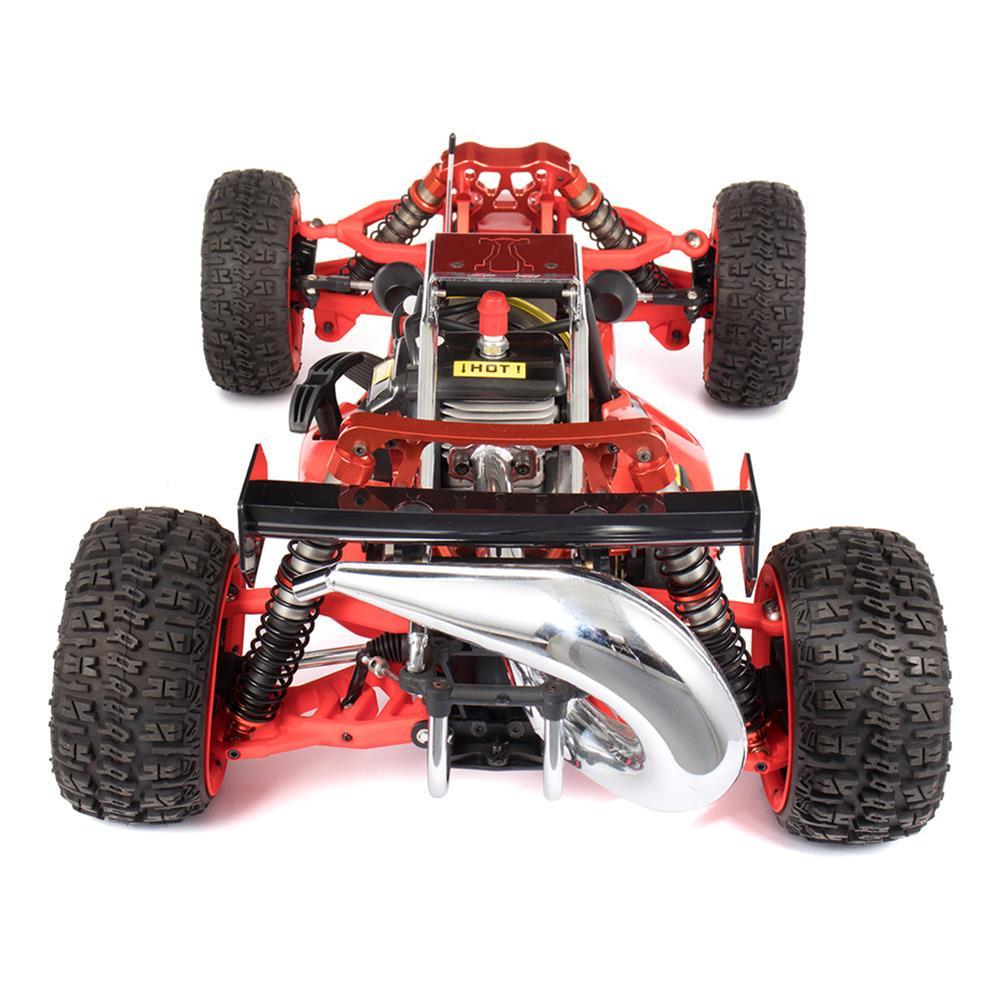 rc-cars Rovan Baja360AG02 1/5 2.4G RWD Rc Car 36cc Petrol Engine Buggy Off-road Truck RTR Toy RC1379806 7