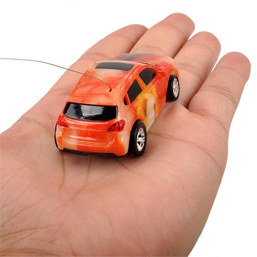 rc-cars 1PC Mini Coke Rc Car W/ LED Light Radio Control Micro Racing Toy Random Color RC1382442 3