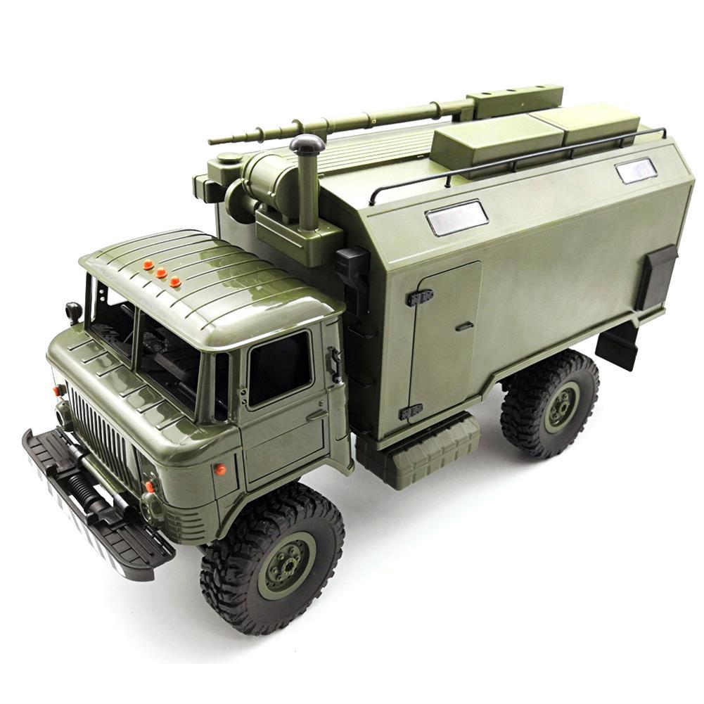 rc-cars WPL B24ZH GASS 66 1/16 2.4G 4WD Rc Car Military Truck Rock Crawler RTR Toy RC1382988