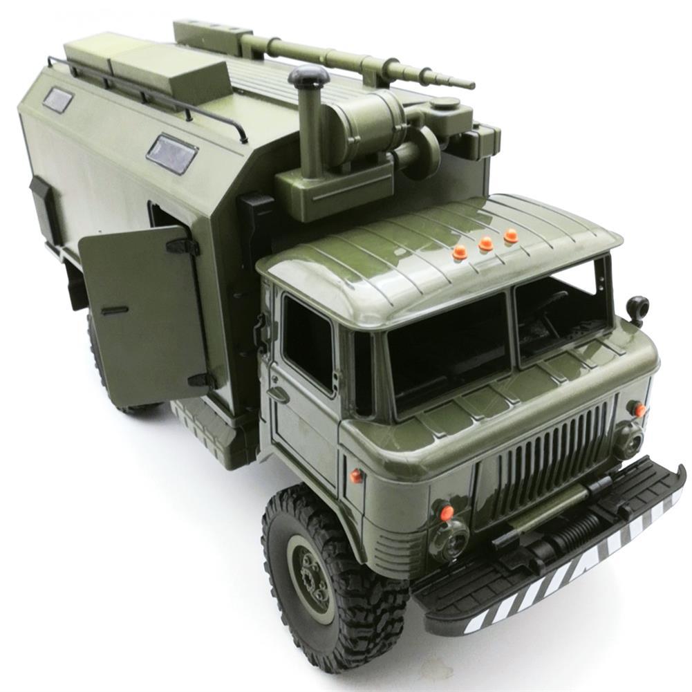 rc-cars WPL B24ZH GASS 66 1/16 2.4G 4WD Rc Car Military Truck Rock Crawler RTR Toy RC1382988 3