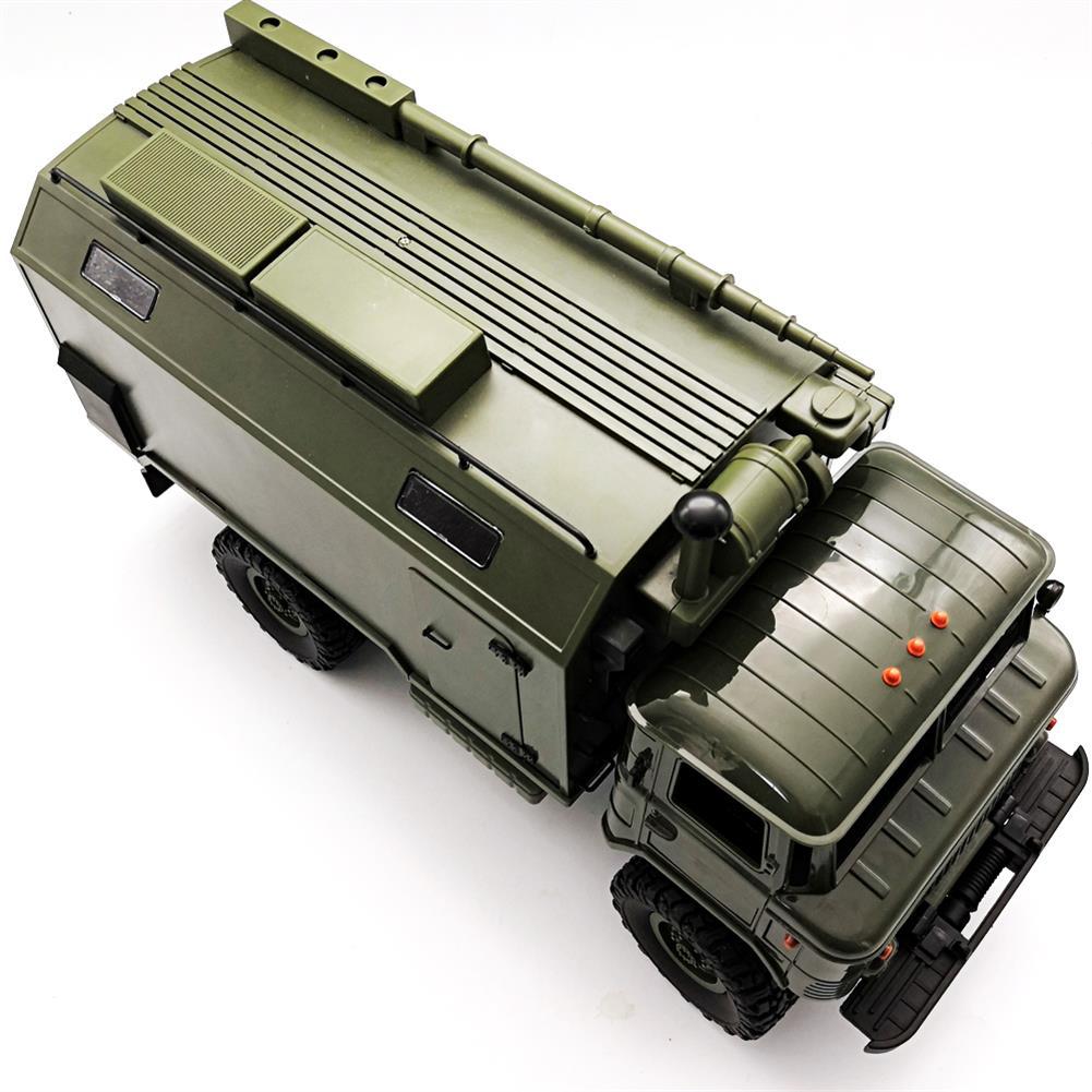 rc-cars WPL B24ZH GASS 66 1/16 2.4G 4WD Rc Car Military Truck Rock Crawler RTR Toy RC1382988 6