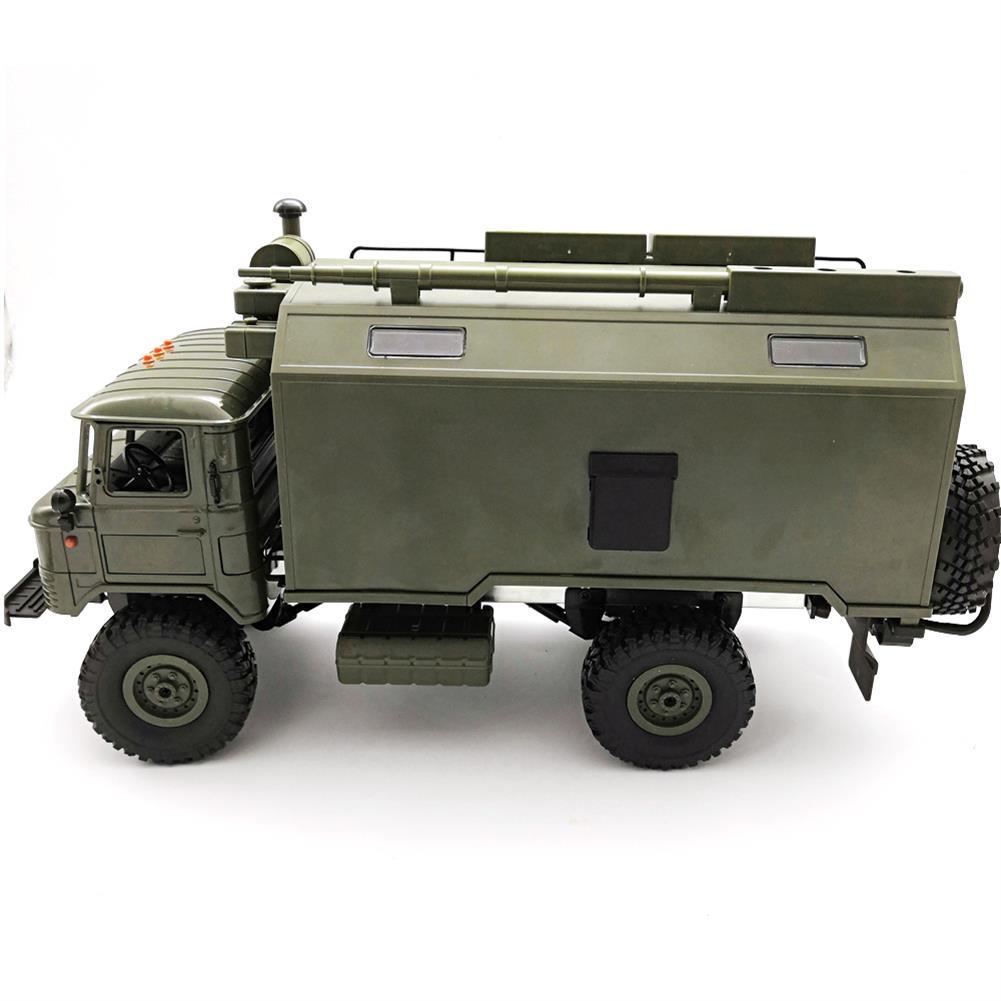 rc-cars WPL B24ZH GASS 66 1/16 2.4G 4WD Rc Car Military Truck Rock Crawler RTR Toy RC1382988 7