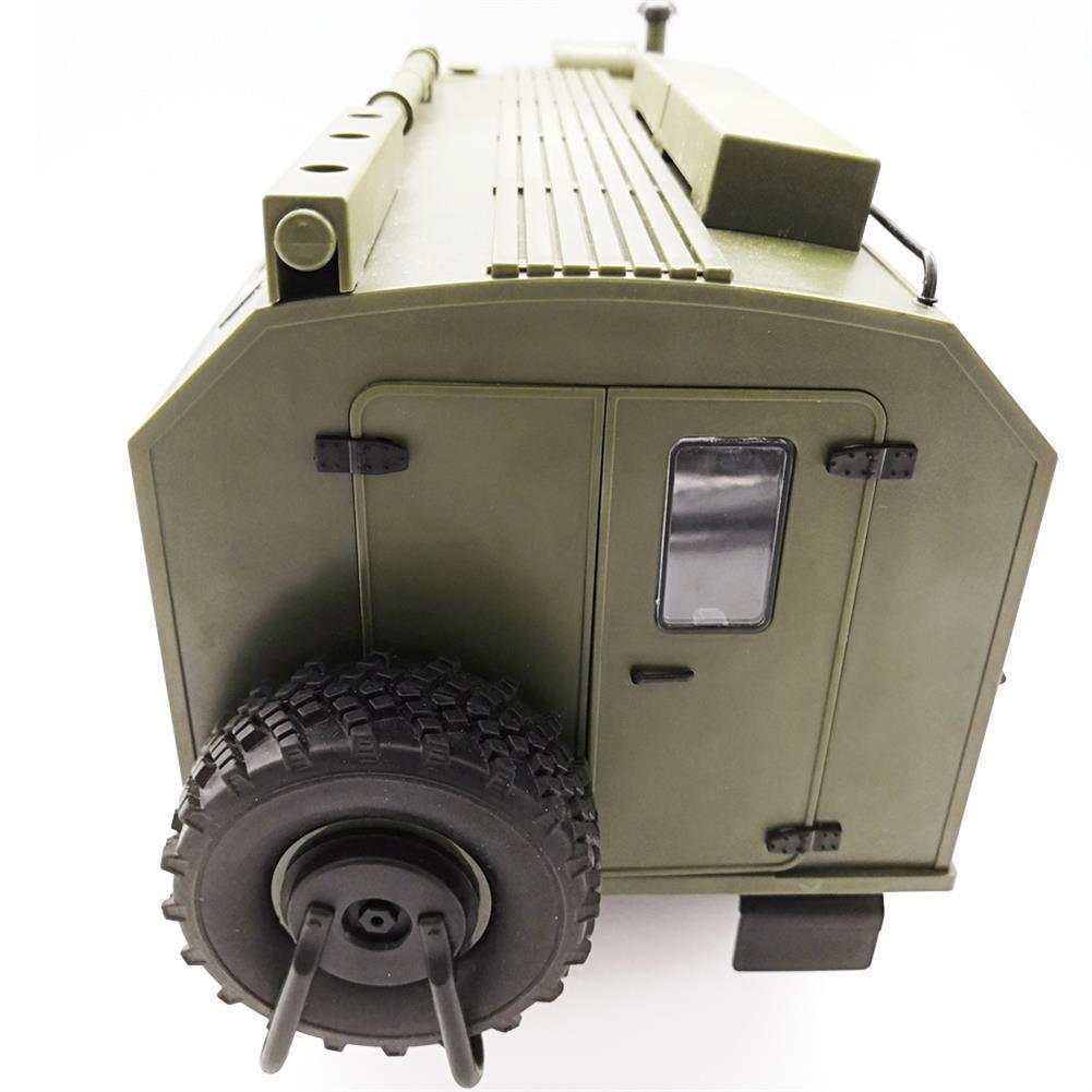 rc-cars WPL B24ZH GASS 66 1/16 2.4G 4WD Rc Car Military Truck Rock Crawler RTR Toy RC1382988 8