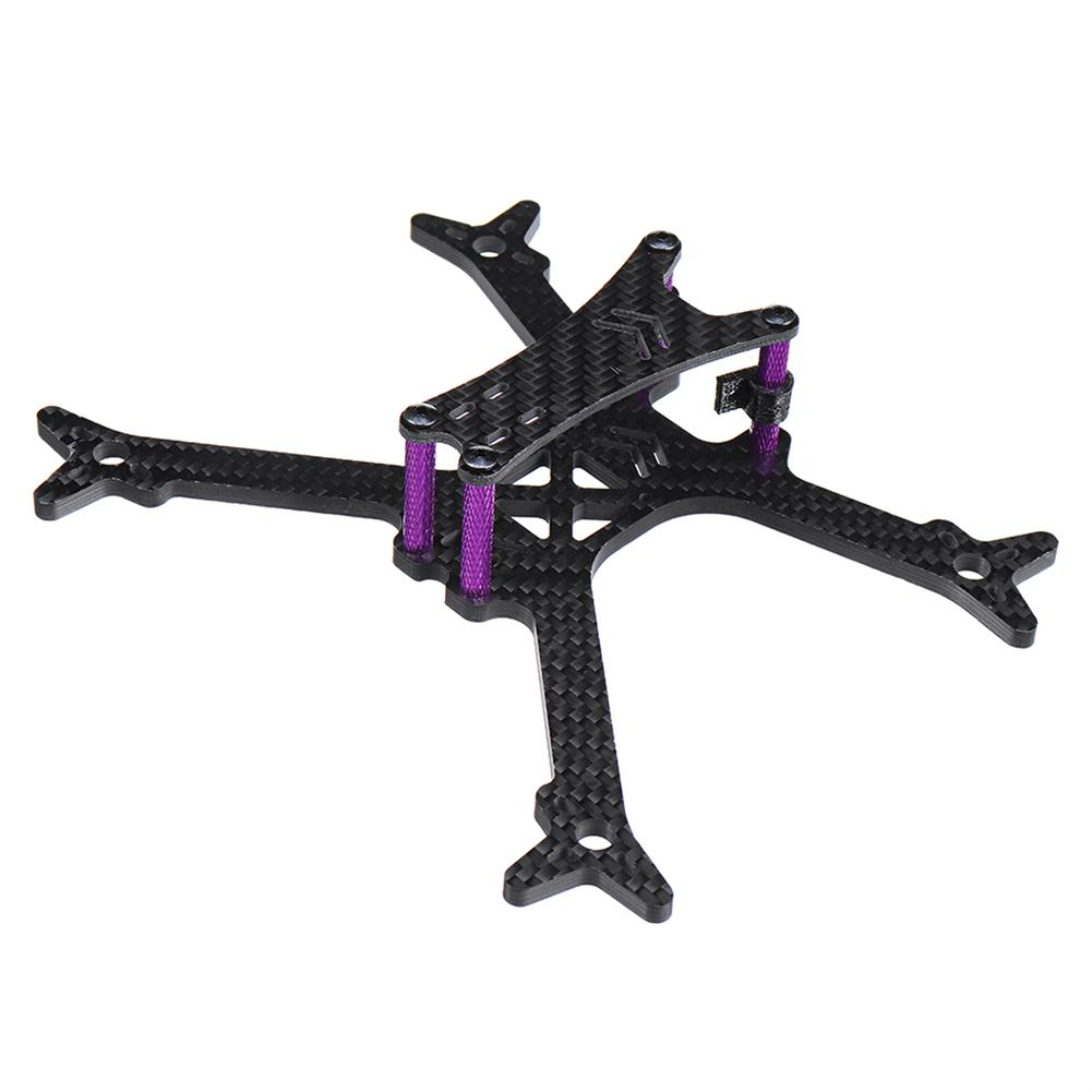 multi-rotor-parts URUAV Hummingbird 145 145mm Wheelbase 4mm Arm Carbon Fiber Frame Kit for RC Drone FPV Racing RC1384954 4