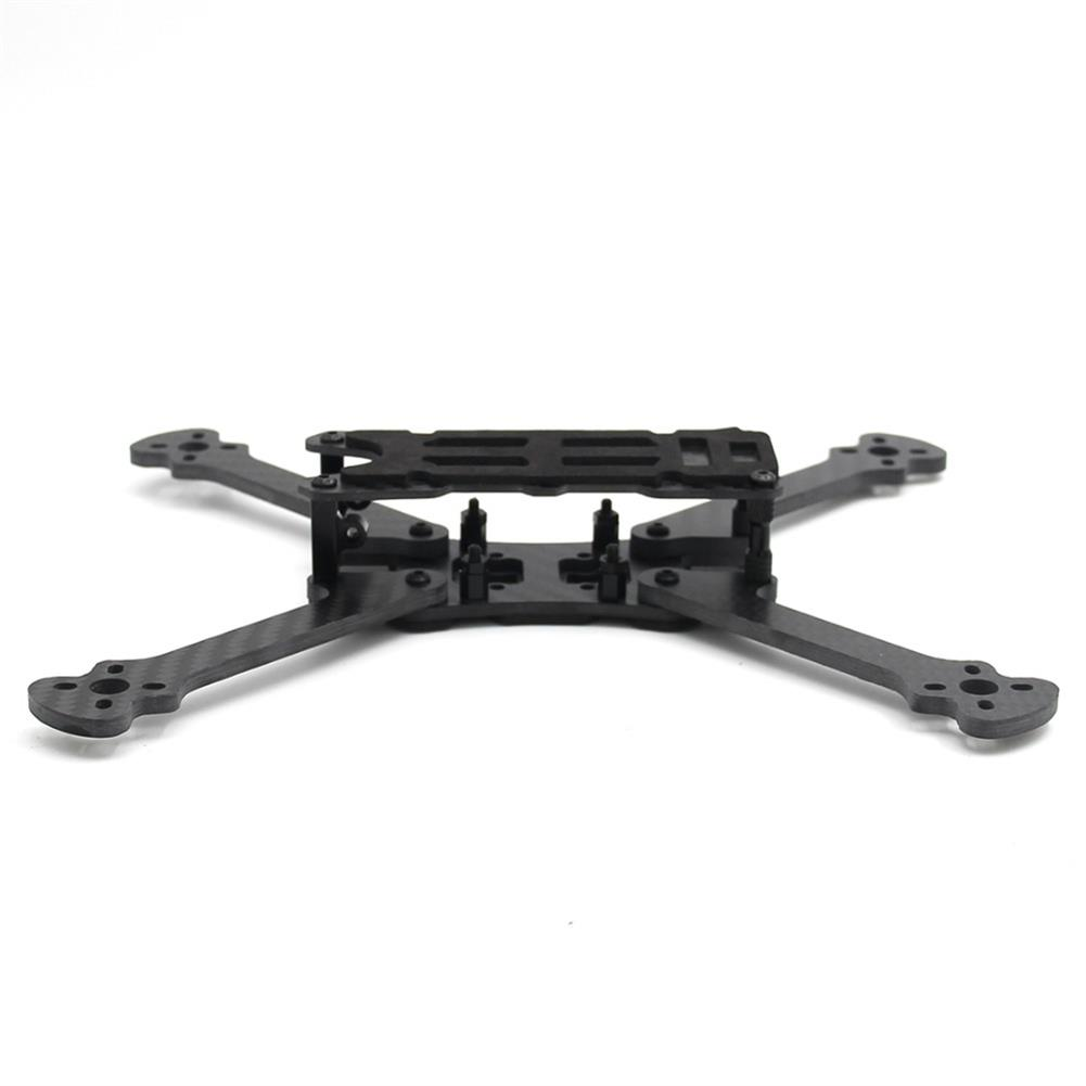 multi-rotor-parts Mangoose 230mm Wheelbase 4mm Arm Thickness Carbon Fiber 5 Inch Frame Kit for RC Drone FPV Racing RC1385452 2