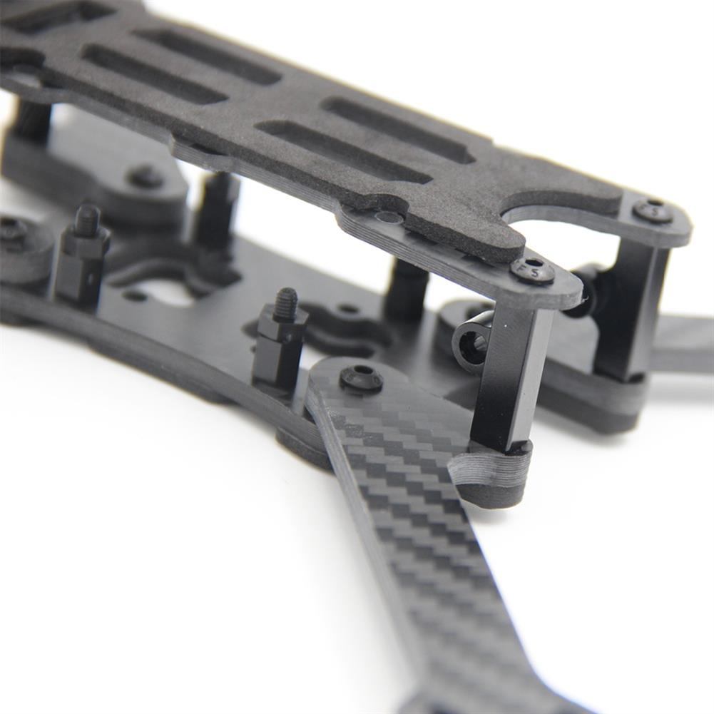 multi-rotor-parts Mangoose 230mm Wheelbase 4mm Arm Thickness Carbon Fiber 5 Inch Frame Kit for RC Drone FPV Racing RC1385452 3