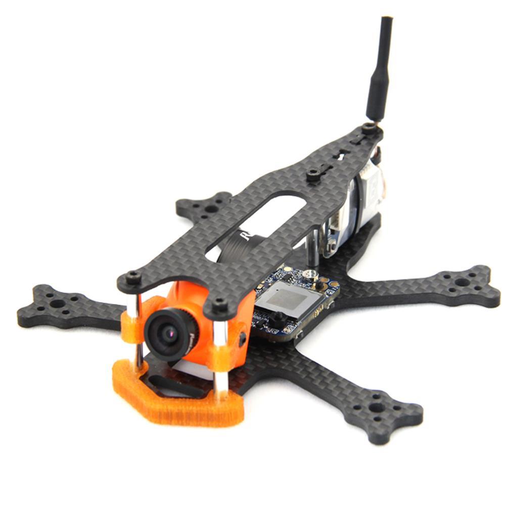 multi-rotor-parts Frog 2 Inch 100mm Wheelbase 3mm Arm Carbon Fiber FPV Racing Frame Kit 20g RC1385470