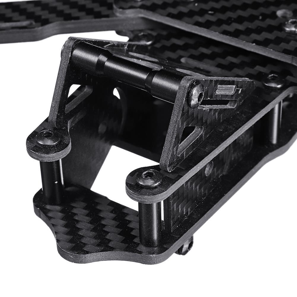 multi-rotor-parts URUAV Avenger Pro 230 230mm Wheelbase 4mm Arm Carbon Fiber Frame Kit for RC Drone FPV Racing RC1386161 1