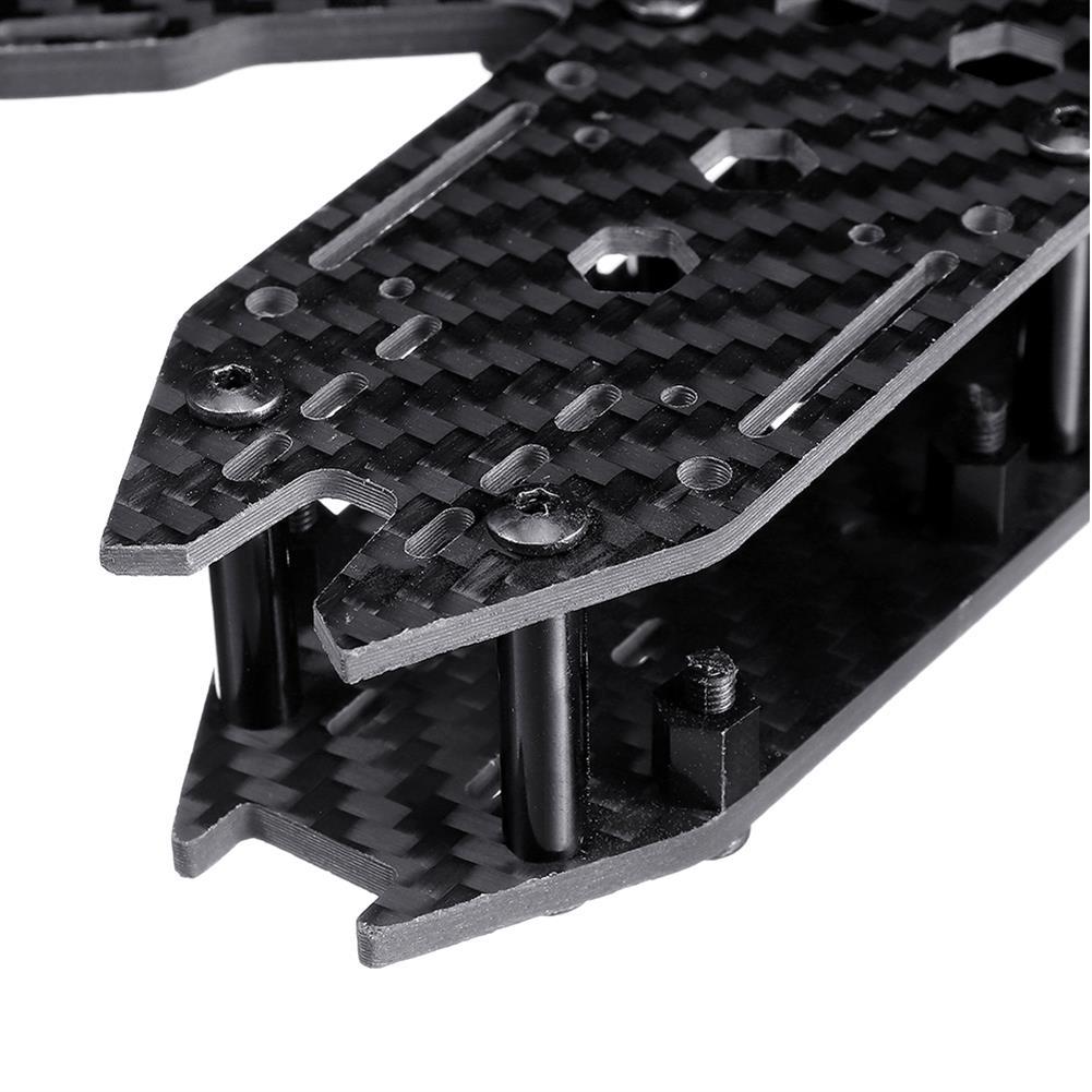 multi-rotor-parts URUAV Avenger Pro 230 230mm Wheelbase 4mm Arm Carbon Fiber Frame Kit for RC Drone FPV Racing RC1386161 6