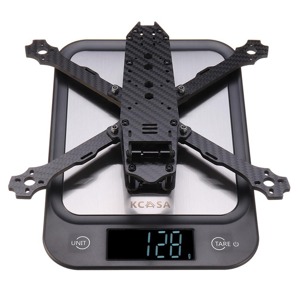 multi-rotor-parts URUAV Avenger Pro 230 230mm Wheelbase 4mm Arm Carbon Fiber Frame Kit for RC Drone FPV Racing RC1386161 8