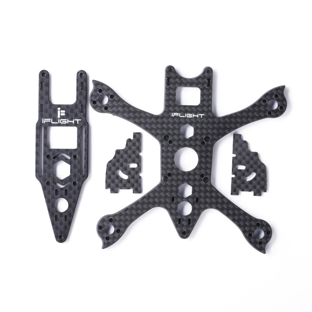multi-rotor-parts iFlight iX2 Tinywhoop 100mm Wheelbase Frame Kit 19.6g for RC FPV Racing Drone RC1387207 3