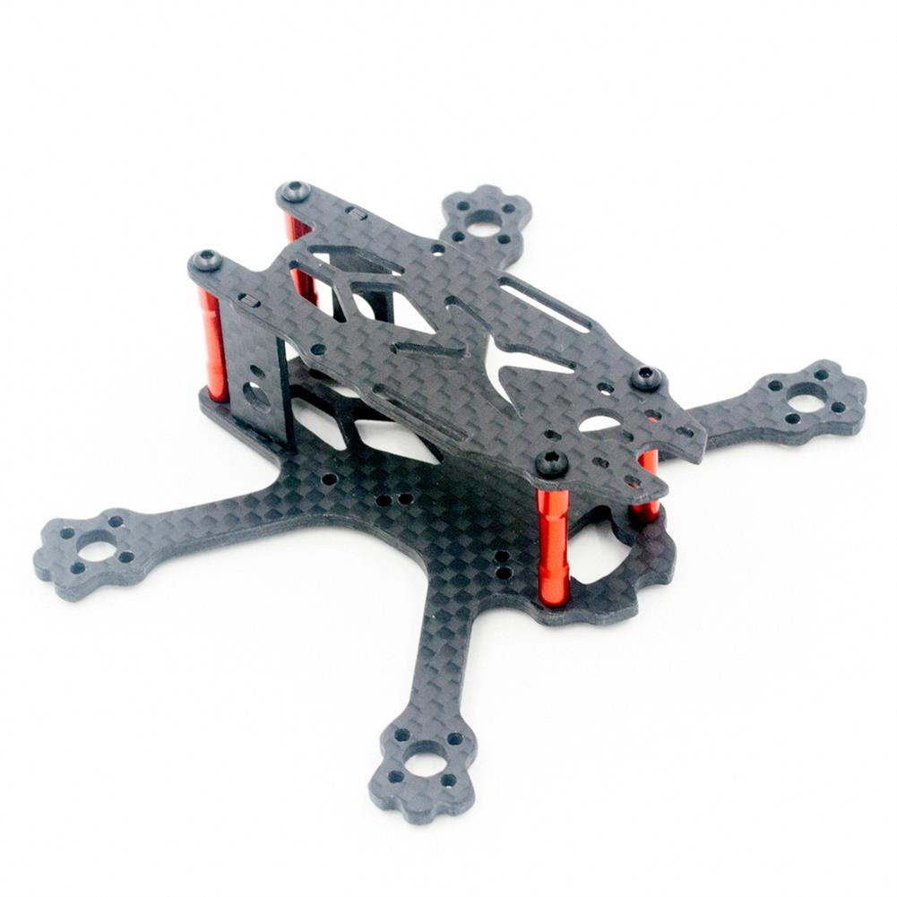 multi-rotor-parts AlfaRC FS95S 95mm Frame Kit Support 1104 F3/F4 Runcam/FOXEER/CADDX.US  Micro Series for RC Drone RC1387212 2