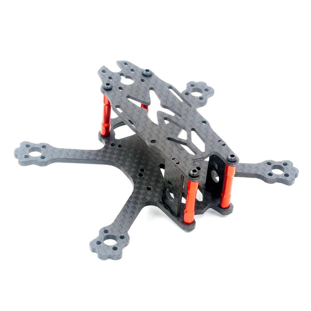 multi-rotor-parts AlfaRC FS95S 95mm Frame Kit Support 1104 F3/F4 Runcam/FOXEER/CADDX.US  Micro Series for RC Drone RC1387212 3