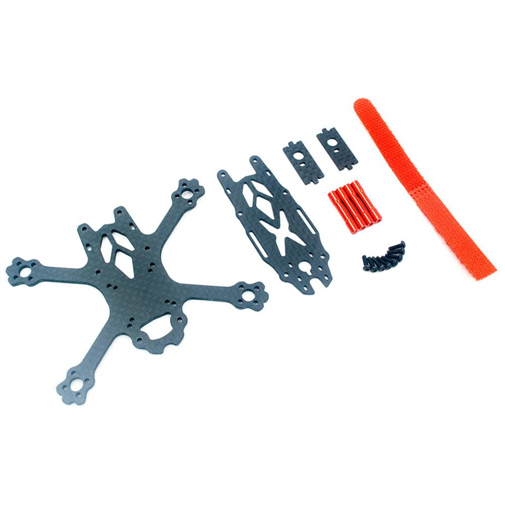 multi-rotor-parts AlfaRC FS95S 95mm Frame Kit Support 1104 F3/F4 Runcam/FOXEER/CADDX.US  Micro Series for RC Drone RC1387212 5