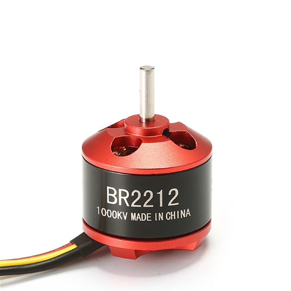 rc-airplane-parts 4PCS Racerstar BR2212 1000KV 2-4S Brushless Motor For RC Models RC1387392 5