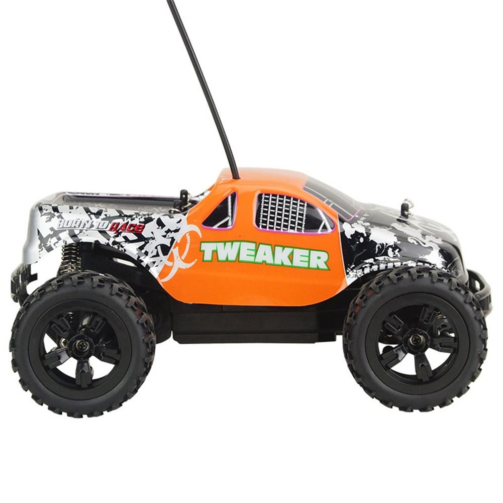 rc-cars Zingo Racing 9112M TWEAKER 15km/h 1/18 27MHZ RWD Rc Car Monster Off-road Truck RTR Toy RC1390109 4