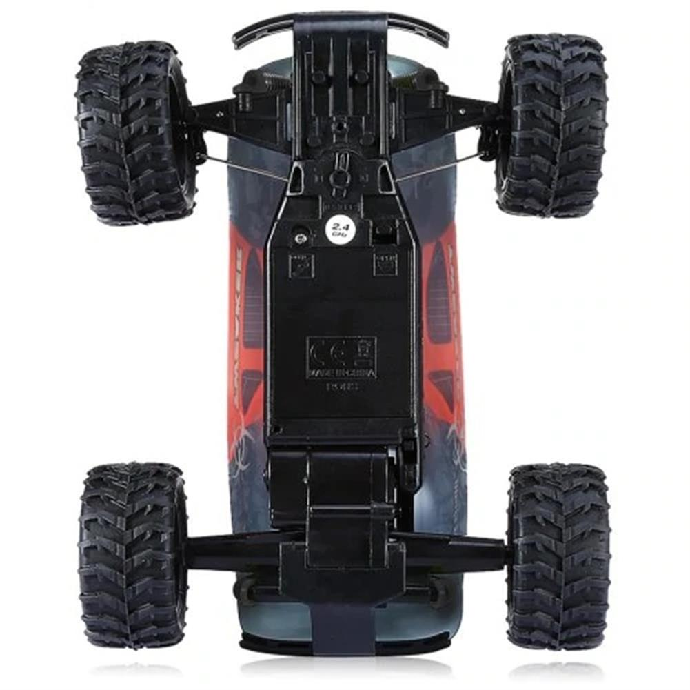 rc-cars Zingo Racing 9112M TWEAKER 15km/h 1/18 27MHZ RWD Rc Car Monster Off-road Truck RTR Toy RC1390109 5