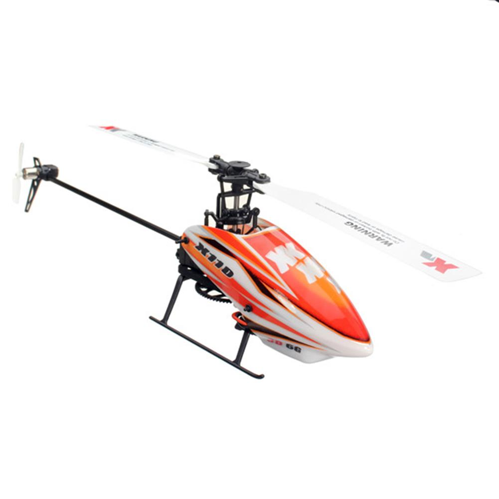 rc-helicopters XK K110 Blast 6CH Brushless 3D6G System RC Helicopter BNF With 4 Pcs Battery RC1390387 1