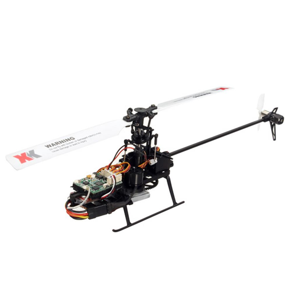 rc-helicopters XK K110 Blast 6CH Brushless 3D6G System RC Helicopter BNF With 4 Pcs Battery RC1390387 3