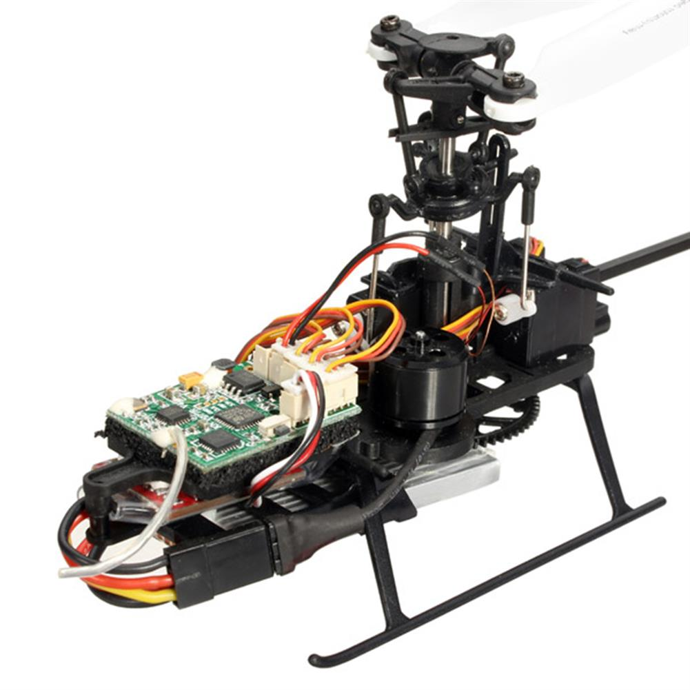 rc-helicopters XK K110 Blast 6CH Brushless 3D6G System RC Helicopter BNF With 4 Pcs Battery RC1390387 4