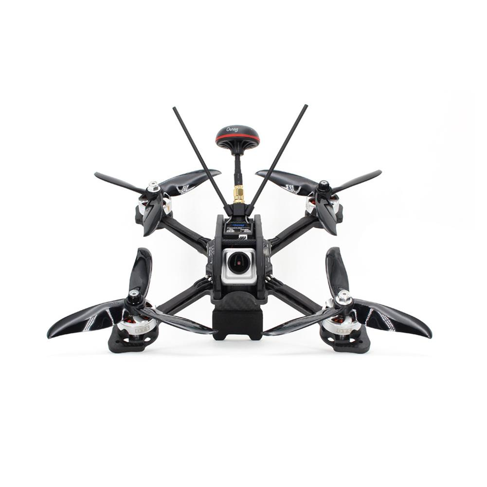 fpv-racing-drones DTS GT200 200mm RC FPV Freestyle Racing Drone PNP Omnibus F4 SD 30A 4in1 BLHeli-S Runcam Eagle 2 Pro RC1390982