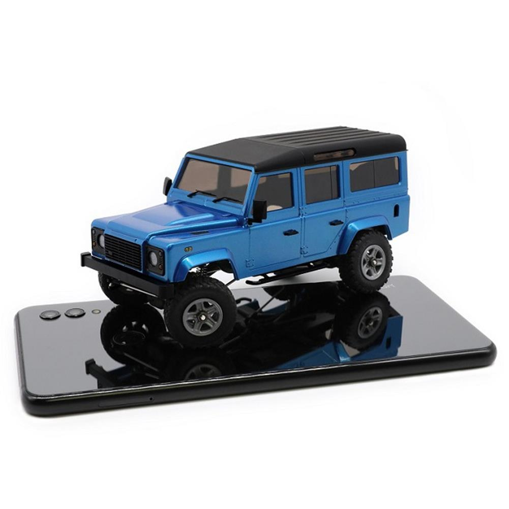 rc-cars Orlandoo-Hunter OH32A03 1/32 DIY Kit Unpainted RC Rock Crawler Car Without Electronic Part RC1392233