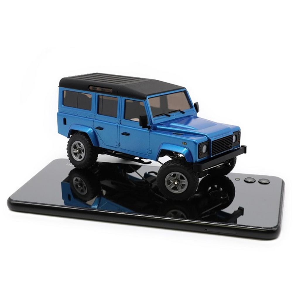 rc-cars Orlandoo-Hunter OH32A03 1/32 DIY Kit Unpainted RC Rock Crawler Car Without Electronic Part RC1392233 1
