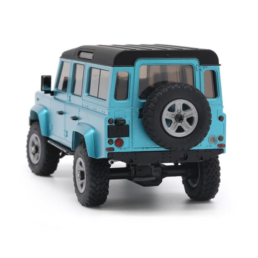rc-cars Orlandoo-Hunter OH32A03 1/32 DIY Kit Unpainted RC Rock Crawler Car Without Electronic Part RC1392233 6