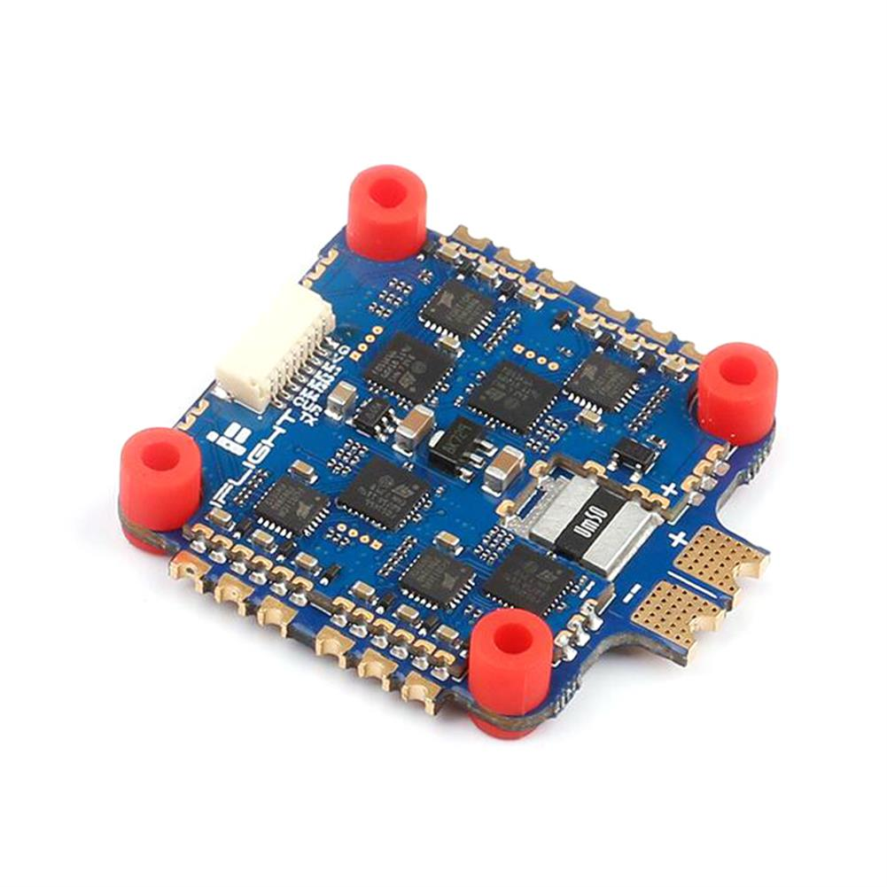 multi-rotor-parts iFlight SucceX 60A V2 Plus 2-6S BLHeli_32 4 in 1 ESC Support Current Sensor Dshot1200 for RC Drone RC1393226 2